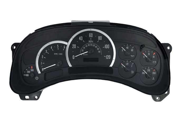 2003 - 2004 Cadillac Escalade - Instrument Cluster Replacement