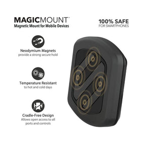 MagicMount™ Surface - Magnetic Mount for Mobile Devices