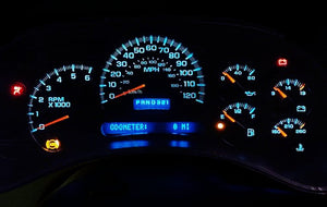 2003 - 2004 Oldsmobile Bravada - Instrument Cluster Replacement