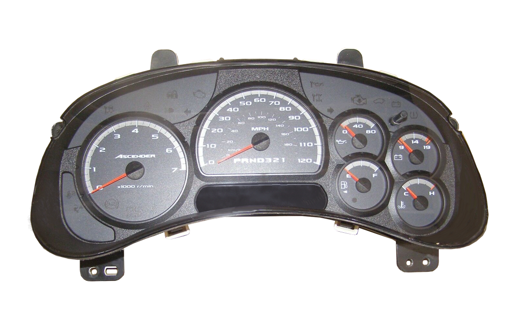 2006 - 2007 Isuzu Ascender - Instrument Cluster Repair