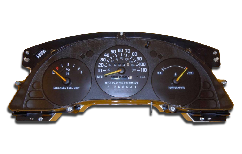 1997 - 1999 Chevrolet Lumina - Instrument Cluster Replacement