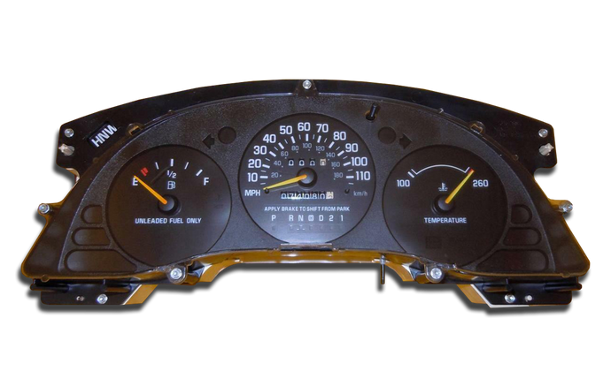 1997 - 1999 Chevrolet Lumina - Instrument Cluster Repair