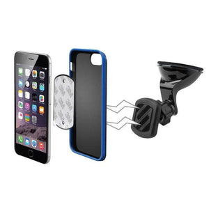 Suction Cup Magnetic Mount