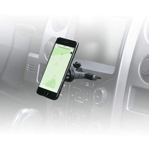 CD Slot Phone and Tablet Mount