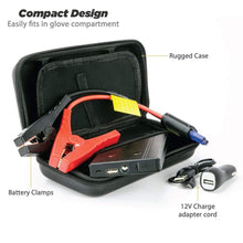 Load image into Gallery viewer, Portable Jump Starter PBJ300