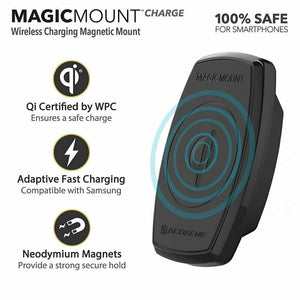 Qi Wireless Charging Vent Mount