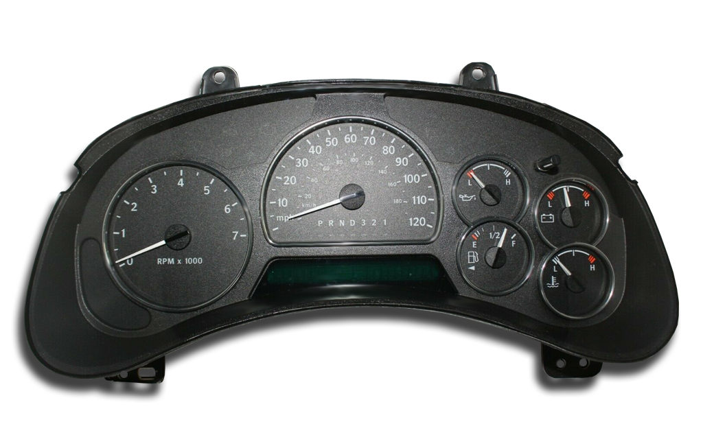 2005 - 2007 Saab 9-7x 97x - Instrument Cluster Replacement