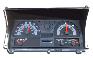 1995 - 2002 GMC TopKick - Instrument Cluster Repair