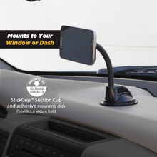 Load image into Gallery viewer, Window Suction Phone Mount MagicMount™