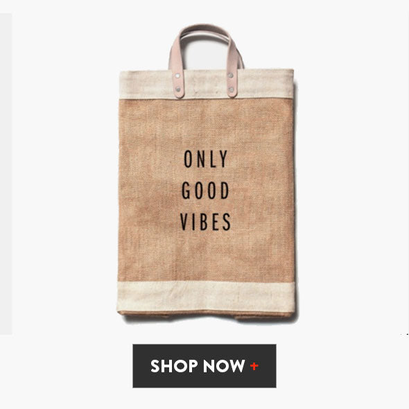 Only good vibes Gift Market Bag