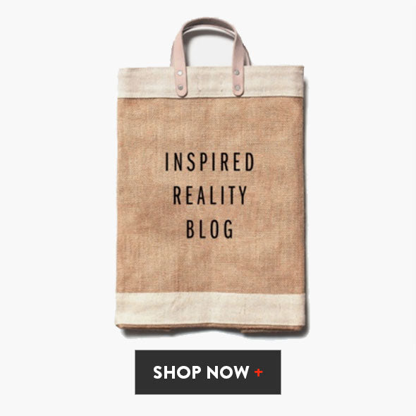 Inspired Reality Blog Work Market Bag
