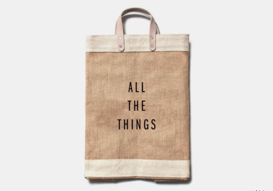 'All The Things' Everything Bag