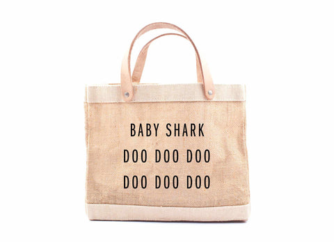 Baby Shark Lunch Bag