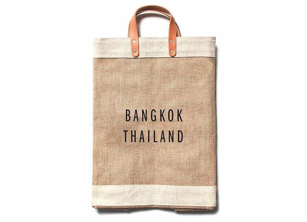 Bangkok City Series Market Bag