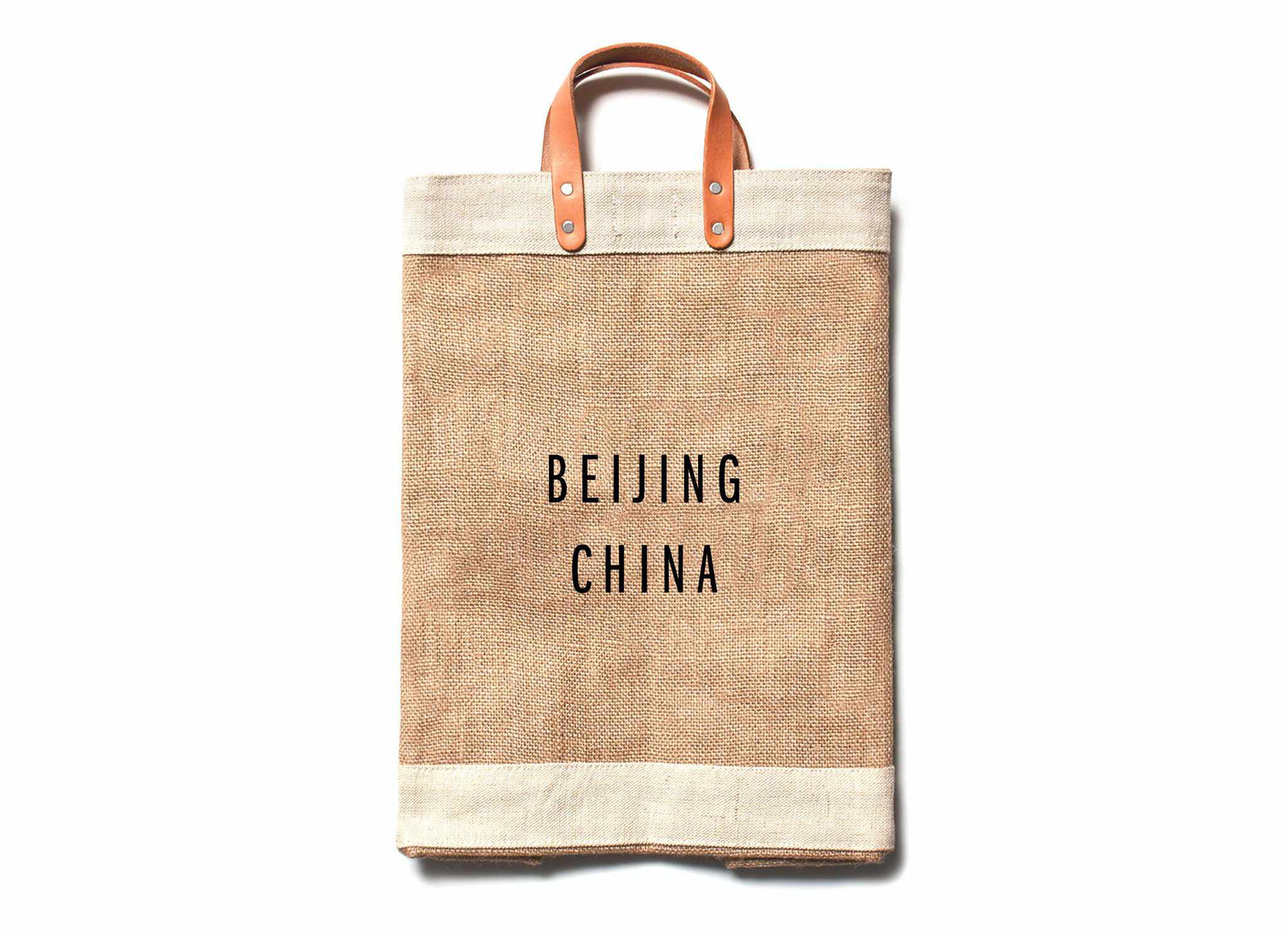 Beijing City Series Market Bag