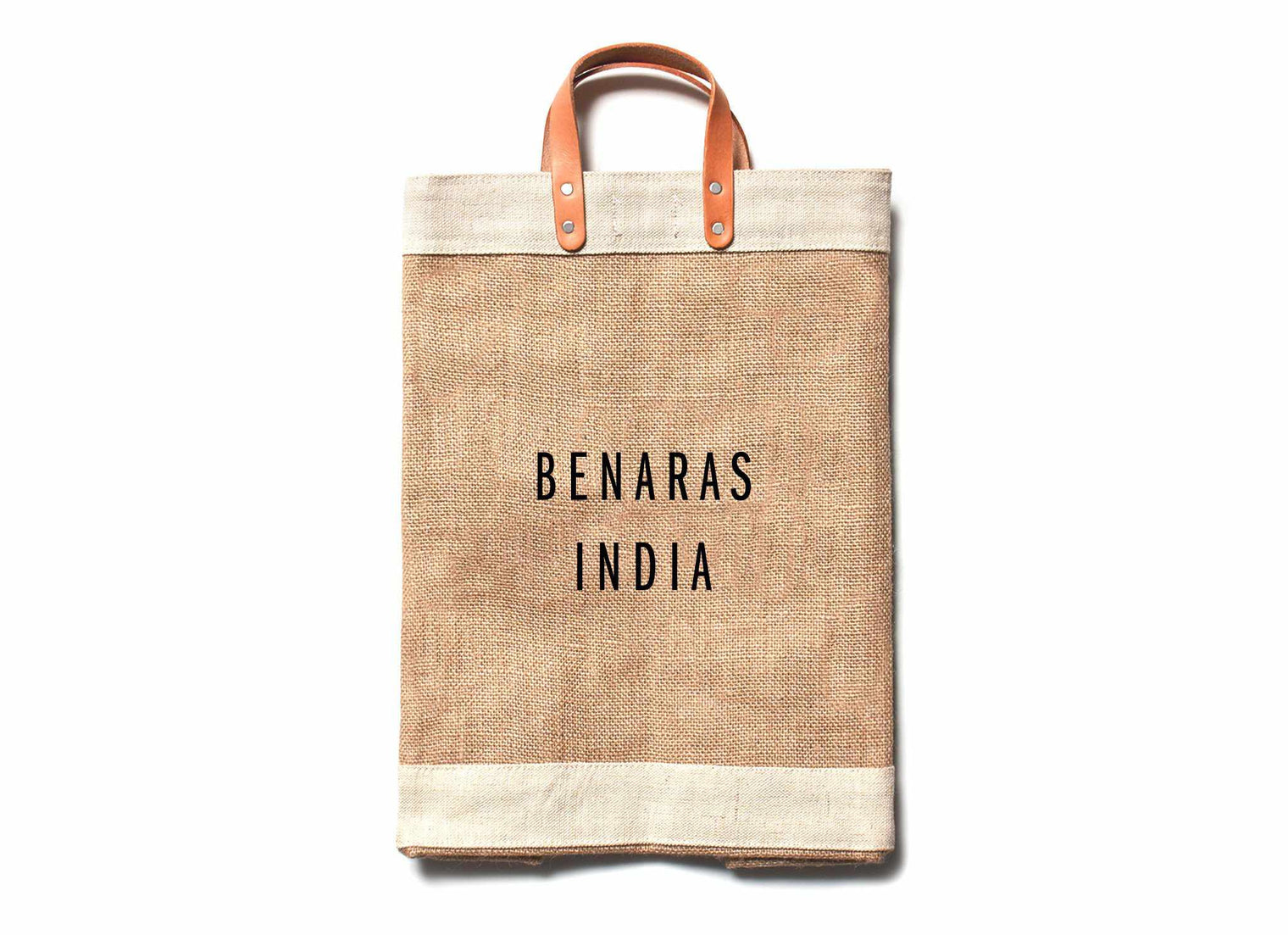 Benaras City Series Market Bag