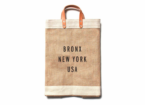 Bronx City Series Market Bag