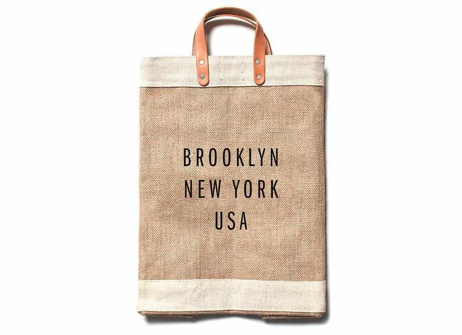 Brooklyn City Series Market Bag