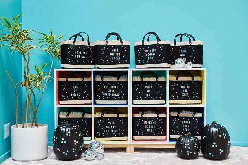 Customize Your Oh Joy! + Apolis Bag for Baby2Baby®