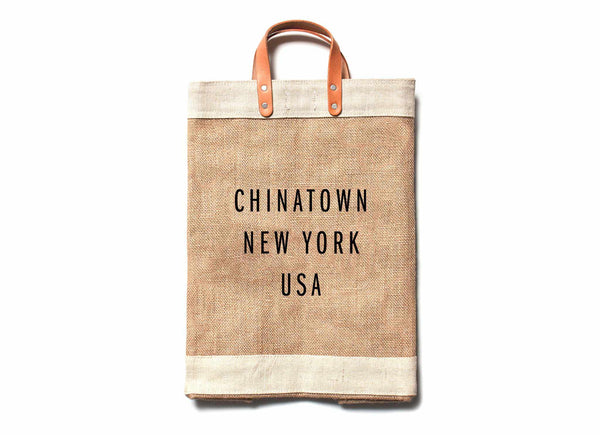 Chinatown City Series Market Bag