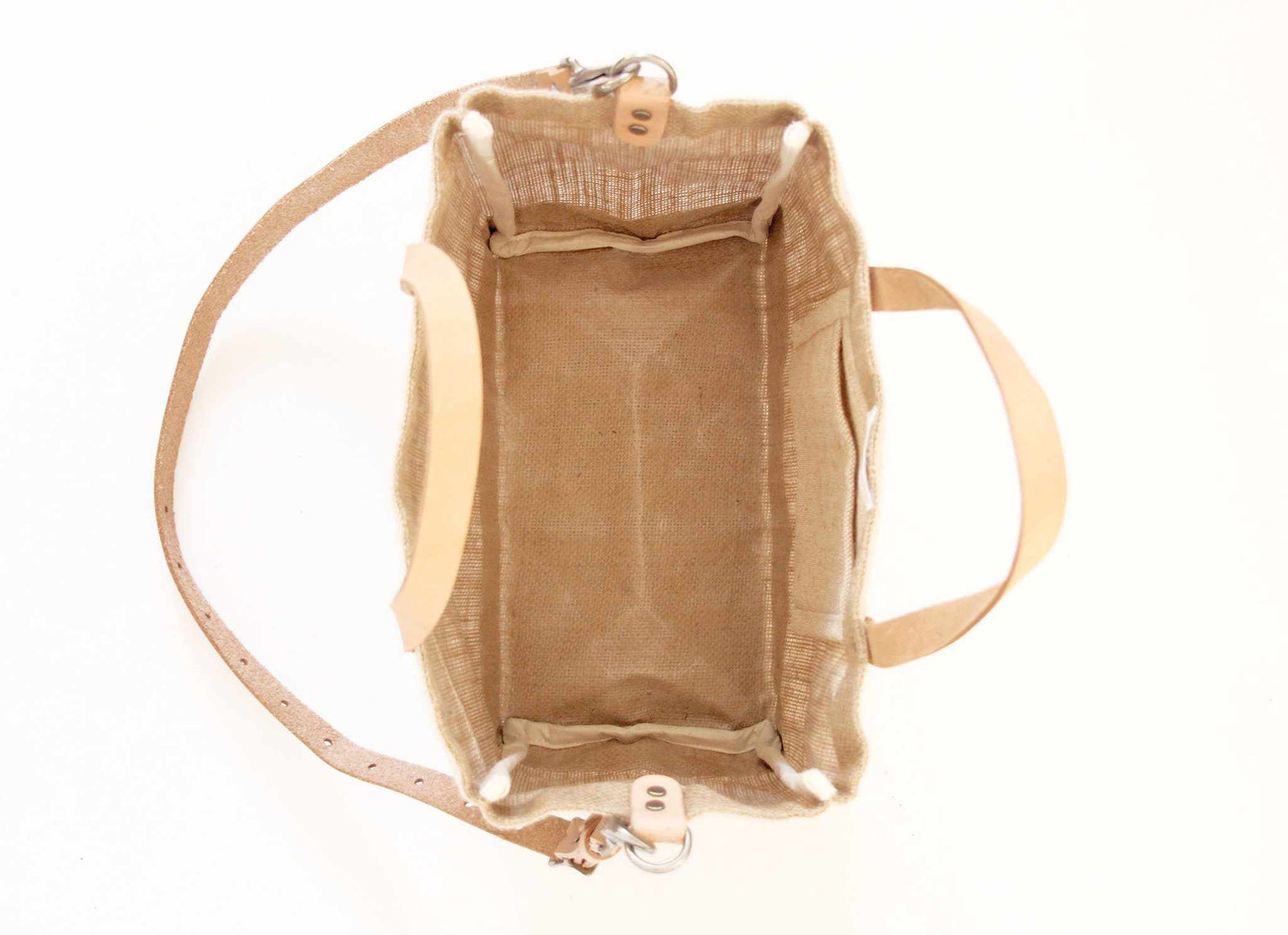 Customize Your Detachable Handle Petite Bag
