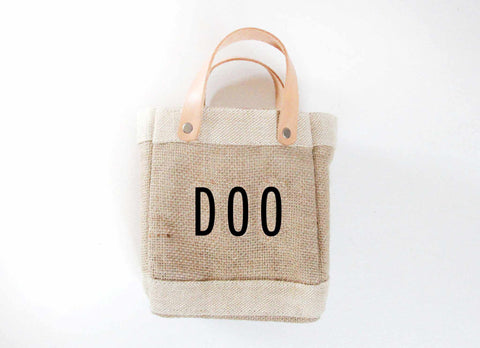 Doo Shark Mini Market Bag