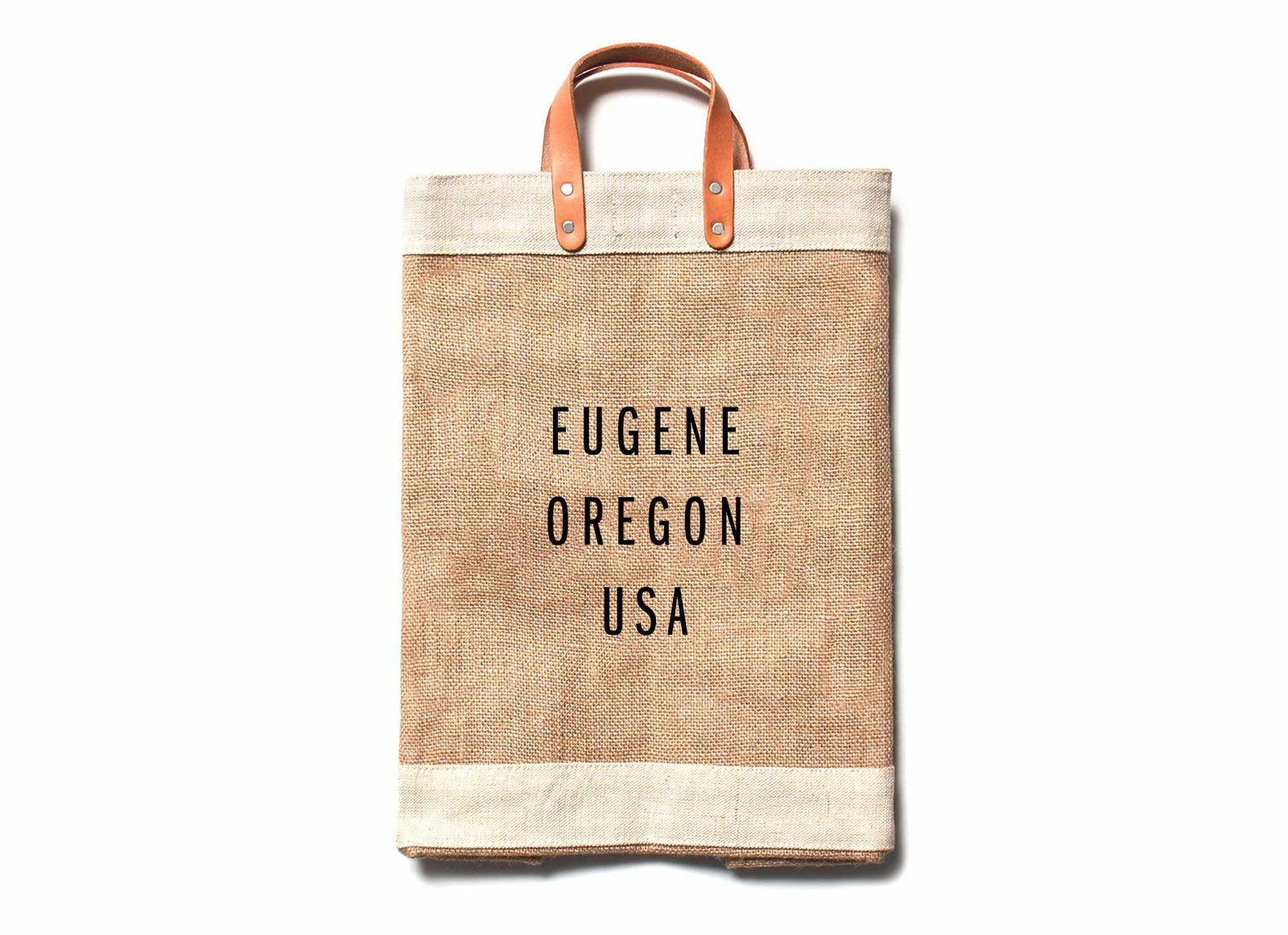 Eugene City Series Market Bag