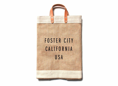 Foster City City Series Market Bag