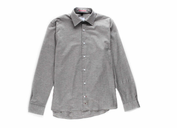 Japanese Organic Cotton Oxford Transition Shirt