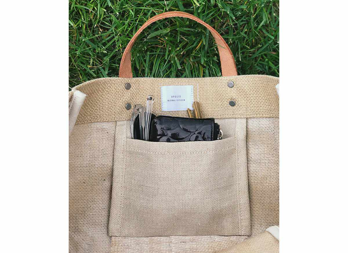 Apolis + Geoff McFetridge Market Bag