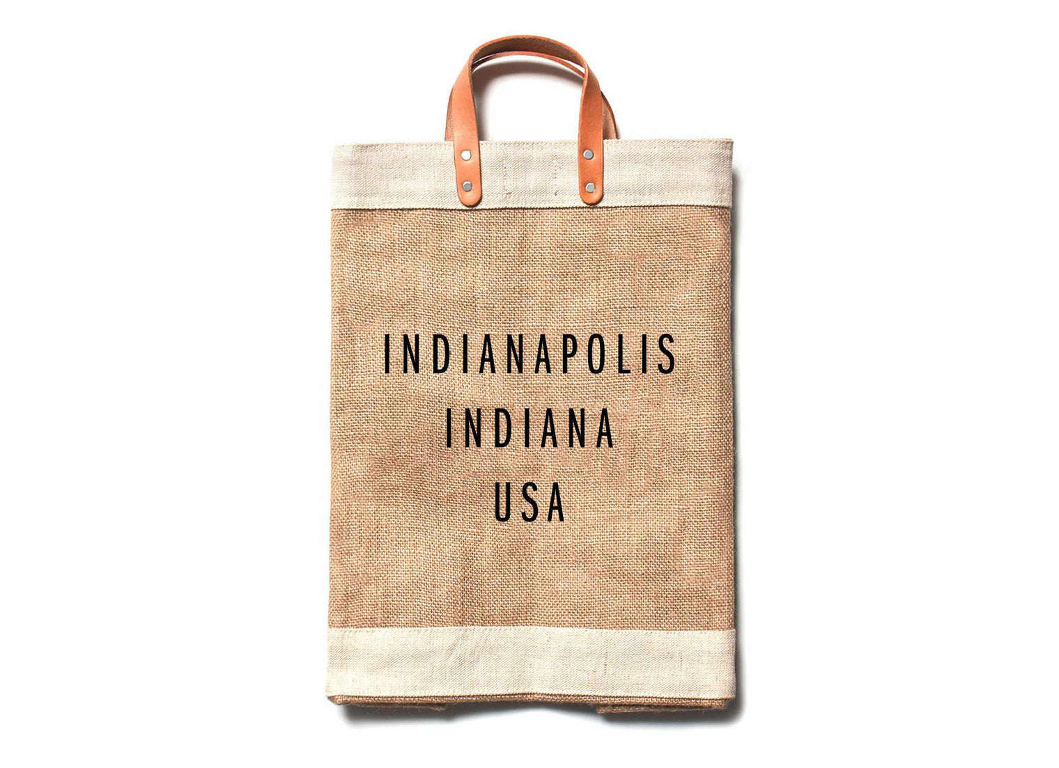 Indianapolis City Series Market Bag