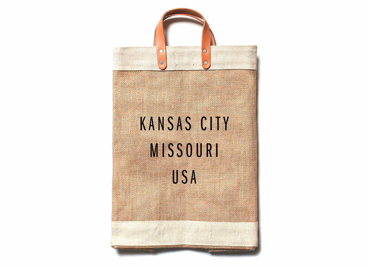 Kansas City City Series Market Bag