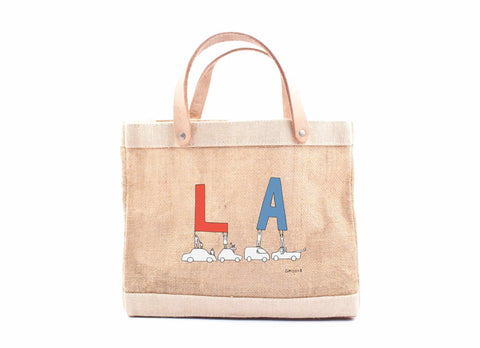 Apolis + Geoff McFetridge Lunch Bag