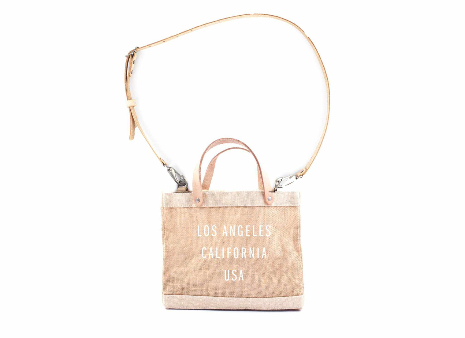 Los Angeles Detachable Handle Lunch Bag