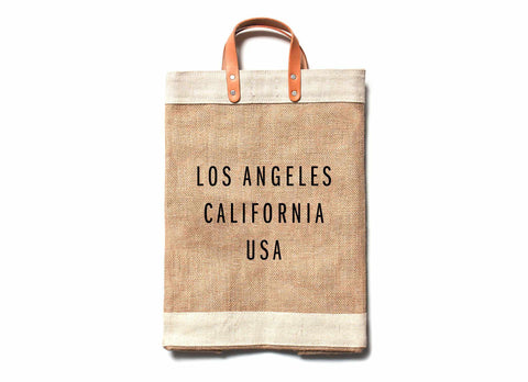 Los Angeles City Series Market Bag