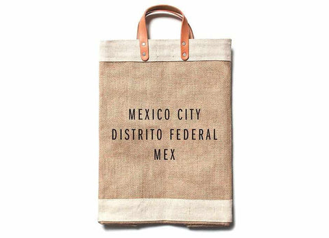 Mexico City Series Market Bag
