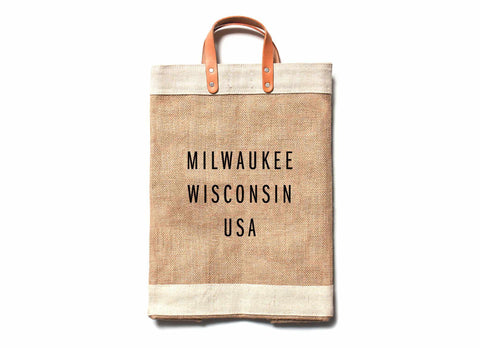 Milwaukee City Series Market Bag