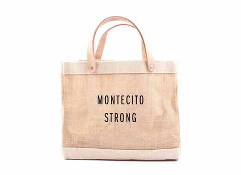 Montecito Strong Lunch Bag