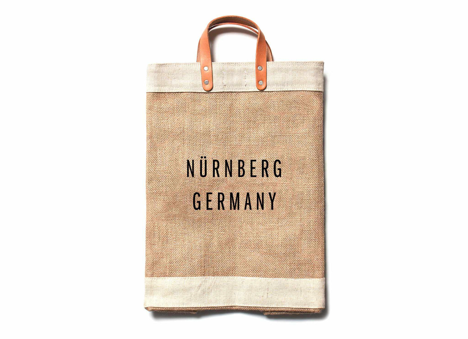 Nuremberg City Series Market Bag