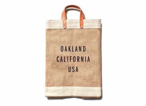 Oakland City Series Market Bag