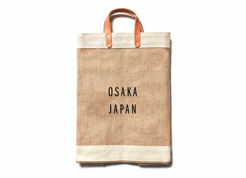 Osaka City Series Market Bag