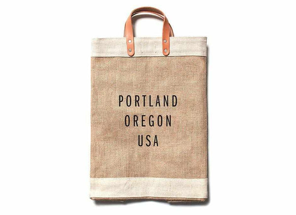 Portland City Series Market Bag