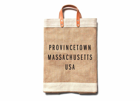 Provincetown City Series Market Bag