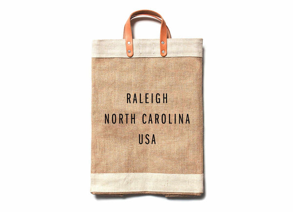 Raleigh City Series Market Bag