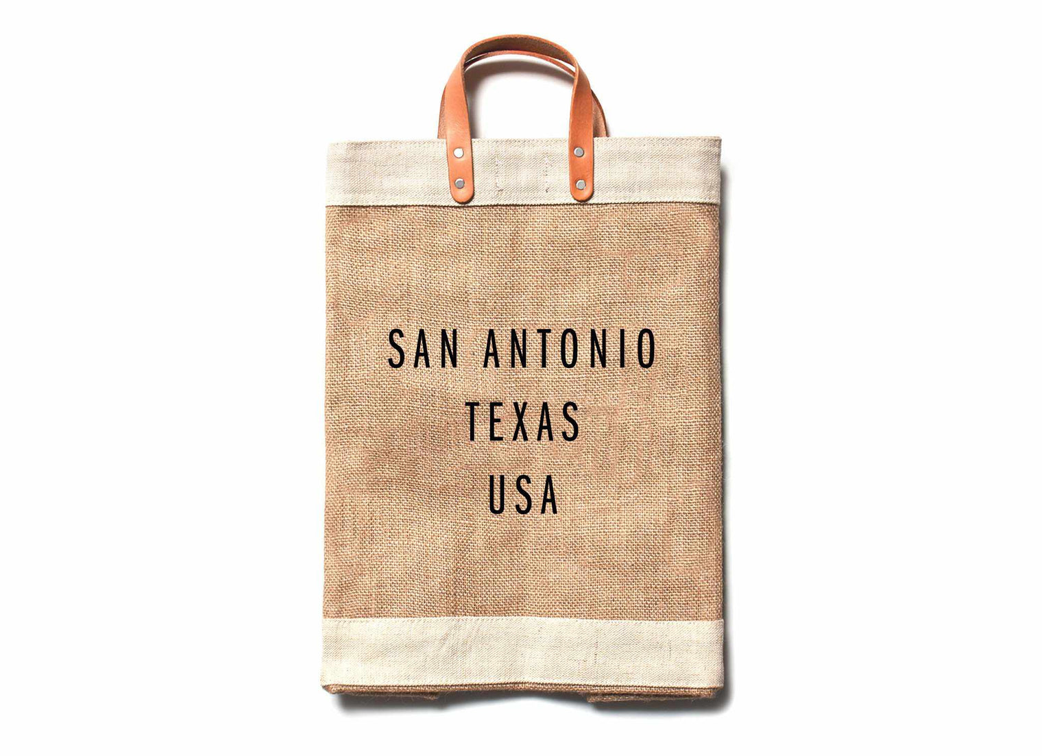 San Antonio City Series Market Bag