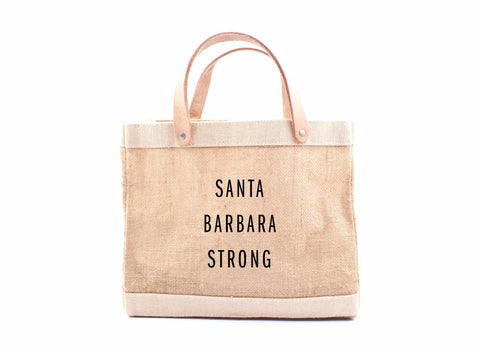 Santa Barbara Strong Lunch Bag