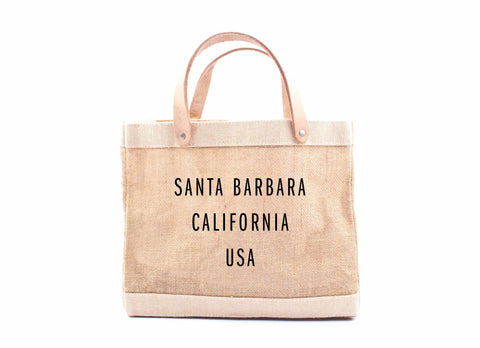 Santa Barbara City Series Lunch Bag