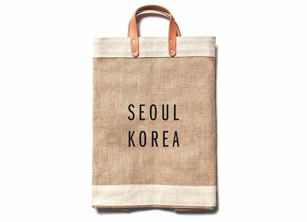 Seoul City Series Market Bag