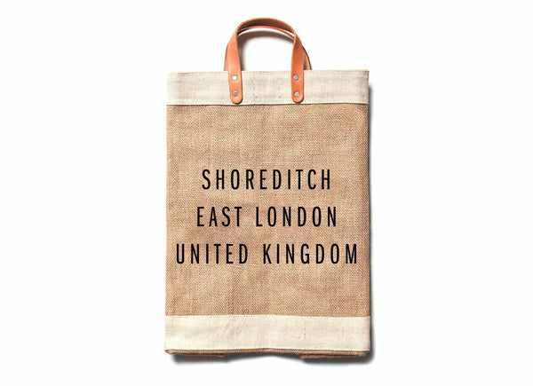 Shoreditch City Series Market Bag