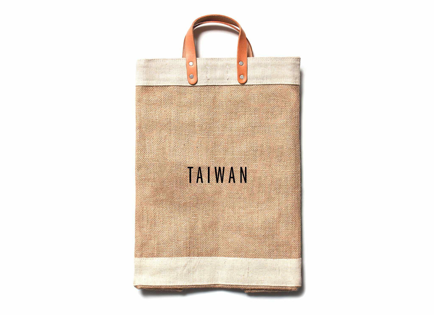 Taiwan City Series Market Bag